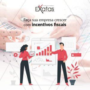Faca Sua Empresa Crescer Com Incentivos Fiscais Facebook Notícias E Artigos Contábeis Em Ourinhos Sp | Exatas Contabilidade - Escritório de Contabilidade Ourinhos | Exatas